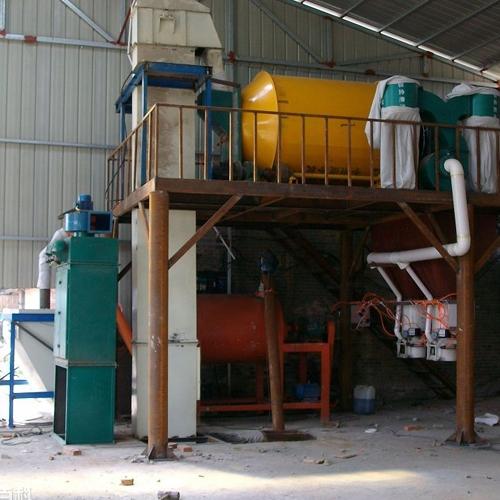 干粉砂漿成套設備廠家